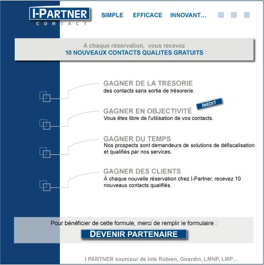 I-Partner - e-mailing