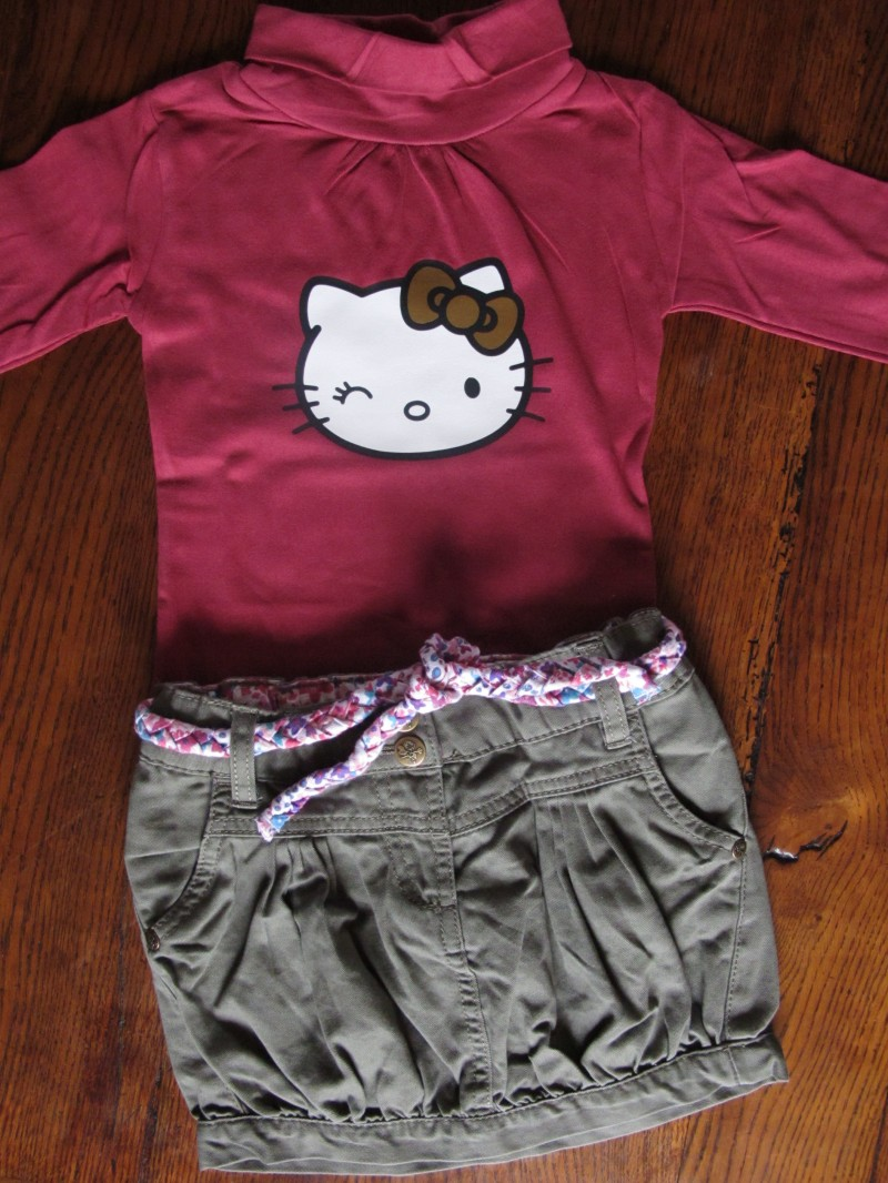Hello Kitty - ensemble