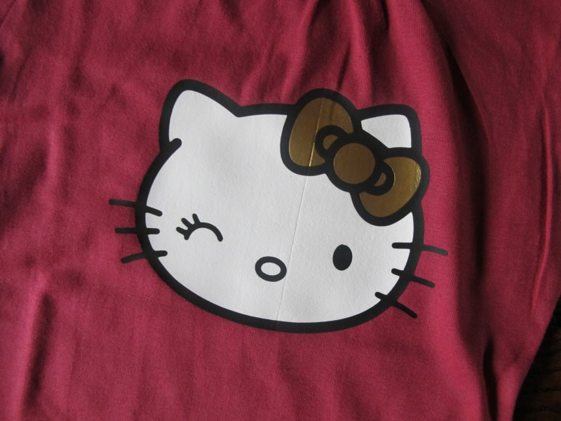 Hello Kitty - face
