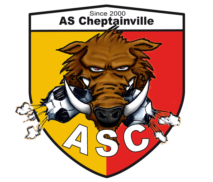 AS Cheptainville - Blason