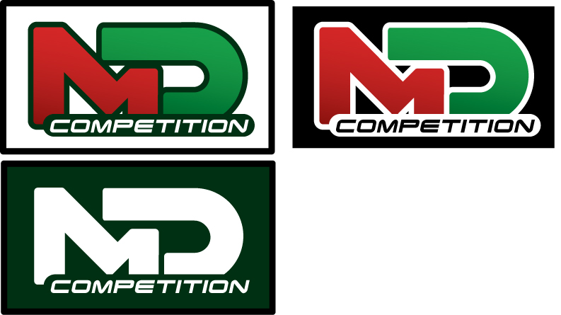 MD competition : propositions de 3 logos