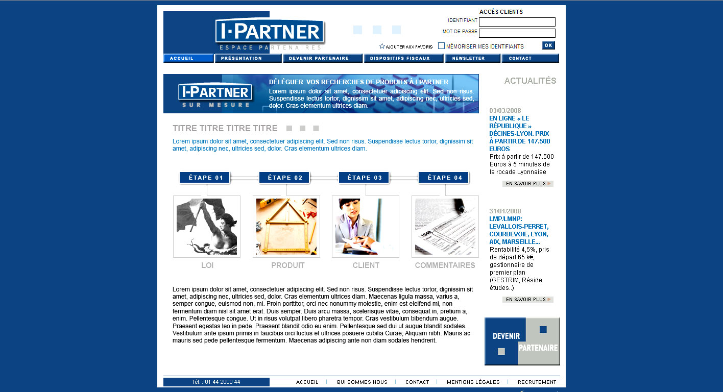 i-Partner EtapeX 00
