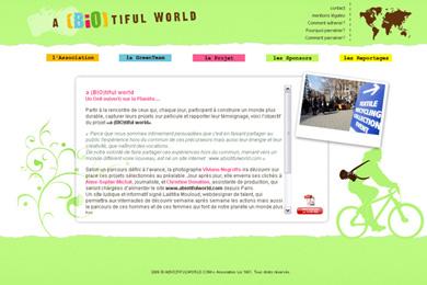 A (BIO)tiful World