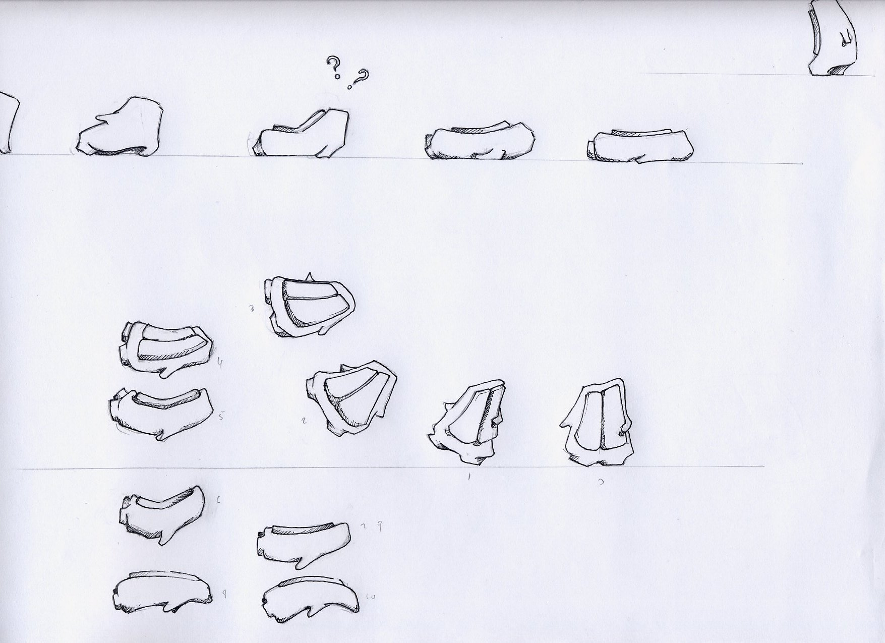 Animation du Petit personnage PöCöm