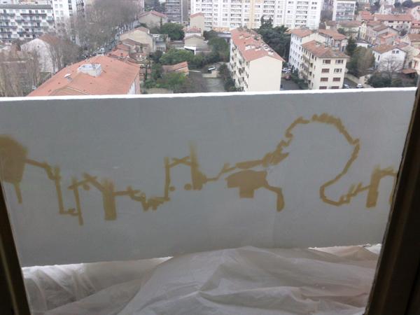 jazzman balcon - construction du dessin