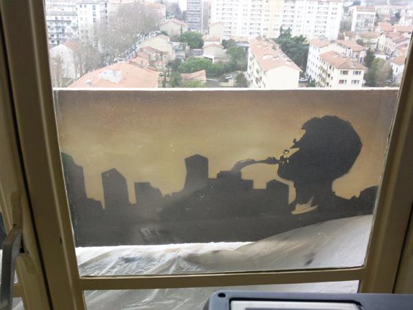 jazzman balcon fini