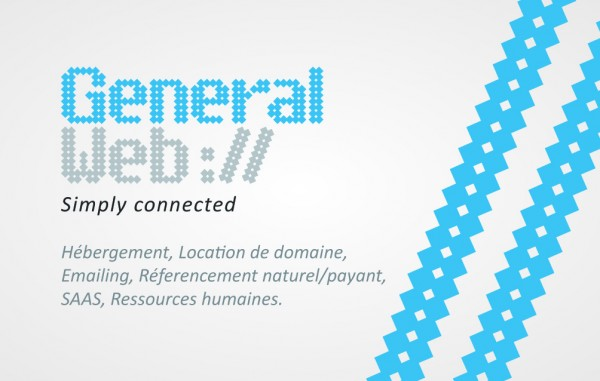General//Web Carte de Visite Verso